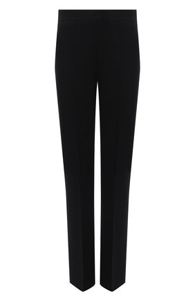 Женские брюки из хлопка и вискозы ISABEL MARANT черного цвета, арт. PA2004-21A015I/LELIR0K | Фото 1