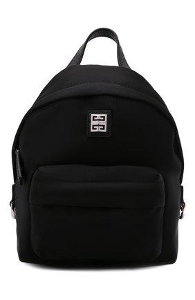 Женский рюкзак 4g light mini GIVENCHY черного цвета, арт. BB50HXB147 | Фото 1