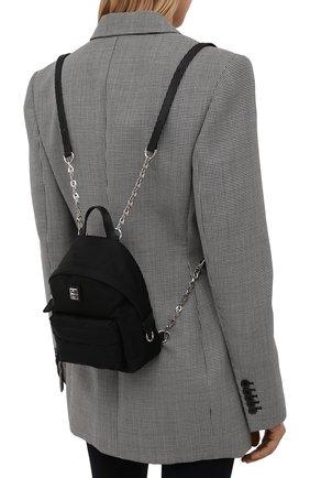 Женский рюкзак 4g light mini GIVENCHY черного цвета, арт. BB50HXB147 | Фото 2