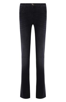 Женские джинсы MOORER темно-серого цвета, арт. J0AN-G5/M0DDE100004-TEPA154 | Фото 1