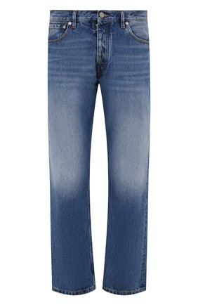 Мужские джинсы MAISON MARGIELA синего цвета, арт. S50LA0189/S30561 | Фото 1
