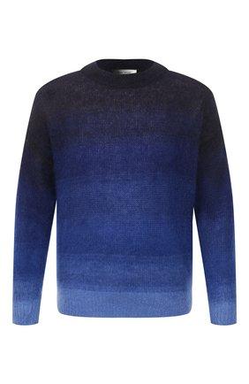 Мужской свитер ISABEL MARANT темно-синего цвета, арт. PU1275-21A054H/DRUSSELLH | Фото 1