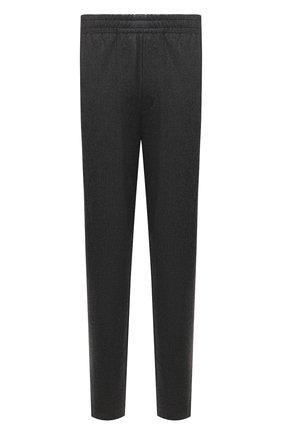 Мужские брюки ISABEL MARANT темно-серого цвета, арт. PA1996-21A013H/FAILEN0 | Фото 1
