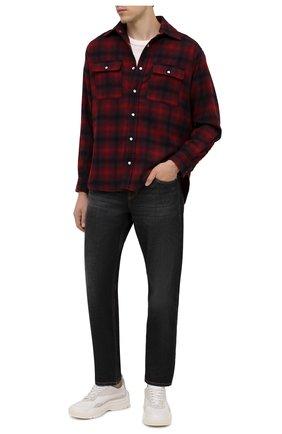 Мужские джинсы ISABEL MARANT черного цвета, арт. PA0867-21A018H/JACK | Фото 2