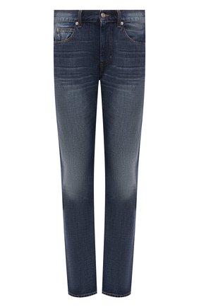 Мужские джинсы ISABEL MARANT синего цвета, арт. PA0867-21A018H/JACK | Фото 1