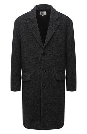 Мужской пальто ISABEL MARANT темно-серого цвета, арт. MA1015-21A007H/STANCER | Фото 1