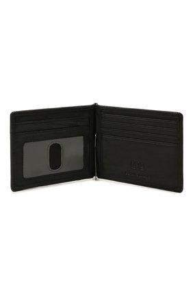 Мужской кожаный зажим для денег HARLEY-DAVIDSON черного цвета, арт. CR2375L-Black | Фото 3