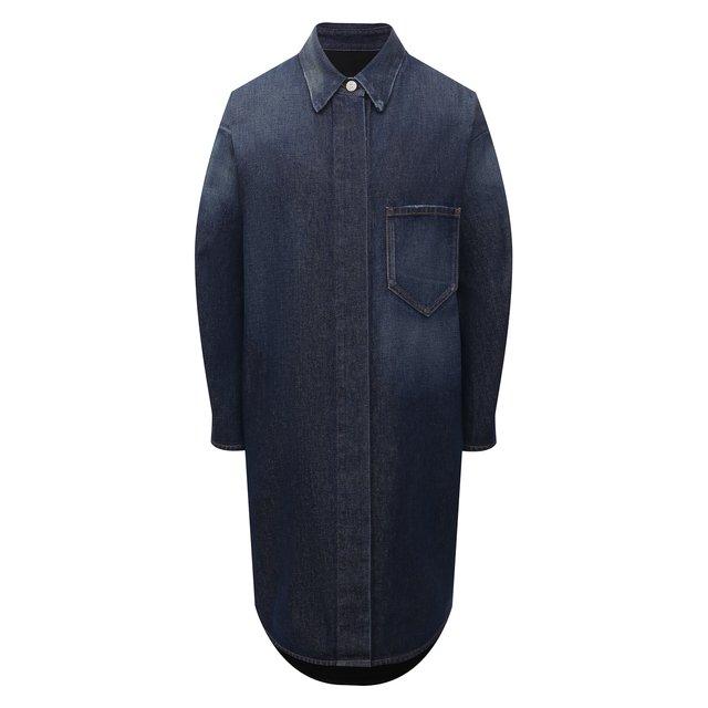 Джинсовое платье Mm6