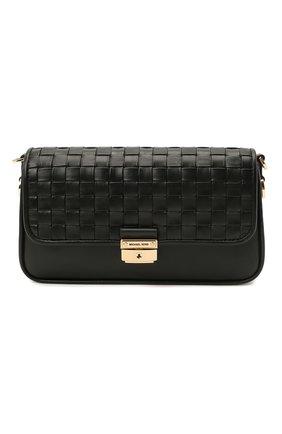 Женская сумка bradshaw small MICHAEL MICHAEL KORS черного цвета, арт. 30S1G2BL1T | Фото 1