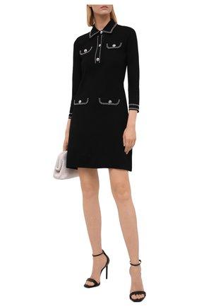 Женское платье MICHAEL MICHAEL KORS черного цвета, арт. MU180NCBVC | Фото 2