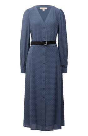 Женское платье MICHAEL MICHAEL KORS тёмно-голубого цвета, арт. MU18Y4627M | Фото 1