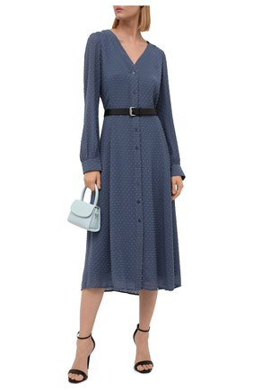 Женское платье MICHAEL MICHAEL KORS тёмно-голубого цвета, арт. MU18Y4627M | Фото 2