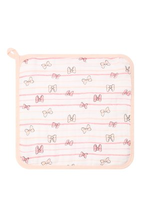 Детского комплект из трех полотенец ADEN+ANAIS розового цвета, арт. EWCC30005DIB | Фото 2