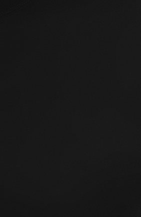 Мужская хлопковая футболка FEDELI черного цвета, арт. 4UIF0113 | Фото 5 (Принт: Без принта; Рукава: Короткие; Длина (для топов): Стандартные; Материал внешний: Хлопок; Стили: Кэжуэл)