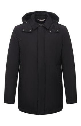 Мужская пуховая куртка CANALI темно-серого цвета, арт. 020304E/SG01774 | Фото 1