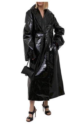 Кожаное пальто   Фото №2