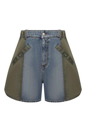 Комбинированные шорты | Фото №1