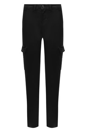 Женские джинсы 7 FOR ALL MANKIND черного цвета, арт. JSL3A850CA   Фото 1
