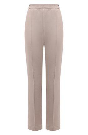 Женские хлопковые брюки WINDSOR светло-бежевого цвета, арт. 52 DT605 10011927 | Фото 1
