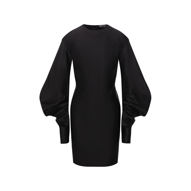 Шелковое платье Tom Ford