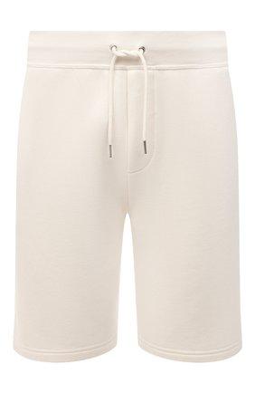 Мужские хлопковые шорты RALPH LAUREN кремвого цвета, арт. 790774628 | Фото 1