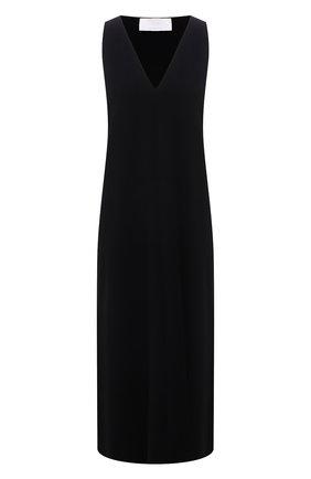 Женское платье BOSS черного цвета, арт. 50456643 | Фото 1