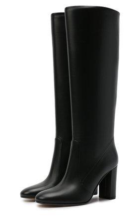 Женские кожаные сапоги glen GIANVITO ROSSI черного цвета, арт. G80627.85RIC.VGINER0 | Фото 1