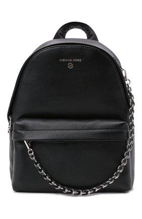 Женский рюкзак slater MICHAEL MICHAEL KORS черного цвета, арт. 30T0S04B1L | Фото 1