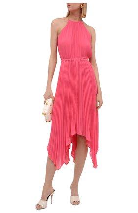 Женское платье MICHAEL MICHAEL KORS розового цвета, арт. MS18ZY87R3 | Фото 2