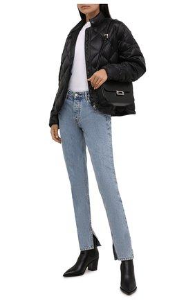 Женская пуховая куртка WINDSOR черного цвета, арт. 52 DJ653 10012258 | Фото 2