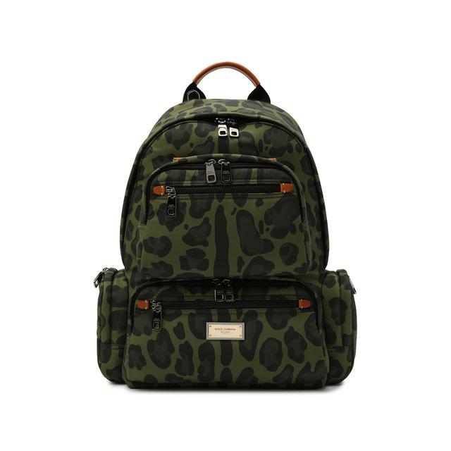 Текстильный рюкзак Dolce & Gabbana