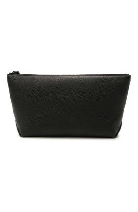 Мужской кожаные несессер MAISON MARGIELA черного цвета, арт. S35UI0535/P2686 | Фото 1