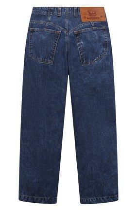 Детские джинсы DIESEL синего цвета, арт. J00326-KXB94 | Фото 2