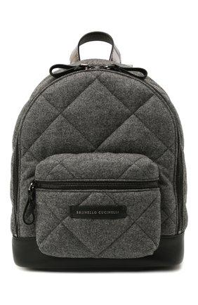 Шерстяной рюкзак | Фото №1