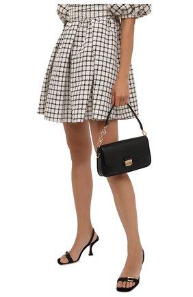 Женская сумка bradshaw MICHAEL MICHAEL KORS черного цвета, арт. 30S1G2BL1L | Фото 2