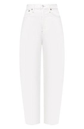 Женские джинсы AGOLDE белого цвета, арт. A158-1183 | Фото 1