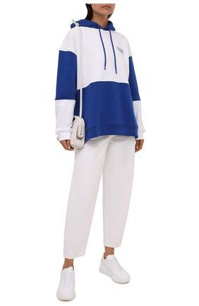 Женские джинсы AGOLDE белого цвета, арт. A158-1183 | Фото 2