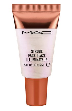 Жидкий хайлайтер strobe face glaze, оттенок like it lilac that MAC бесцветного цвета, арт. SJ4X-01   Фото 1