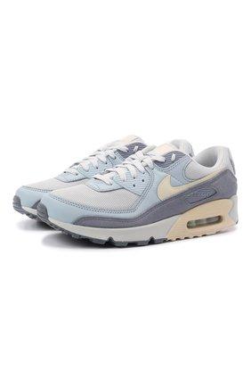 Мужские кроссовки air max 90 NIKELAB голубого цвета, арт. DM2829-001 | Фото 1