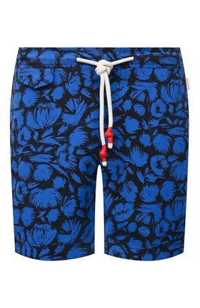 Мужские плавки-шорты ORLEBAR BROWN синего цвета, арт. 273661 | Фото 1