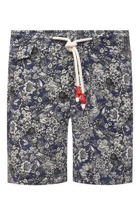 Мужские плавки-шорты ORLEBAR BROWN синего цвета, арт. 274157 | Фото 1