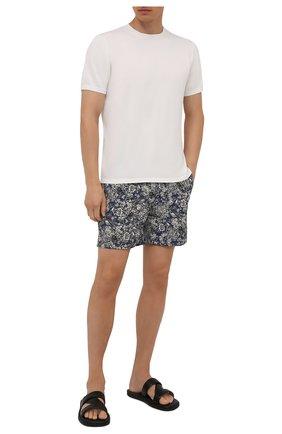 Мужские плавки-шорты ORLEBAR BROWN синего цвета, арт. 274157 | Фото 2