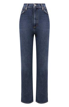 Женские джинсы AGOLDE синего цвета, арт. A095-1255 | Фото 1