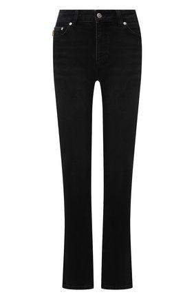 Женские джинсы GANNI темно-серого цвета, арт. F6020   Фото 1