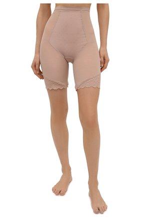Женские корректирующие шорты SPANX бежевого цвета, арт. 10220R | Фото 2