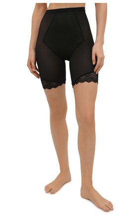 Женские корректирующие шорты SPANX черного цвета, арт. 10220R | Фото 2