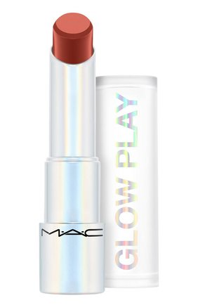 Бальзам для губ glow play, оттенок that tickles (3.5g) MAC бесцветного цвета, арт. SJ8P-10   Фото 1