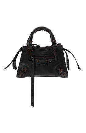 Женская сумка neo classic city mini BALENCIAGA черного цвета, арт. 638524/2VP1V | Фото 1