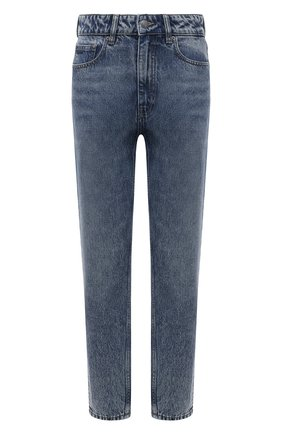 Женские джинсы BOSS синего цвета, арт. 50455363 | Фото 1