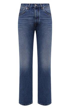 Женские джинсы MAISON MARGIELA синего цвета, арт. S51LA0150/S30561   Фото 1
